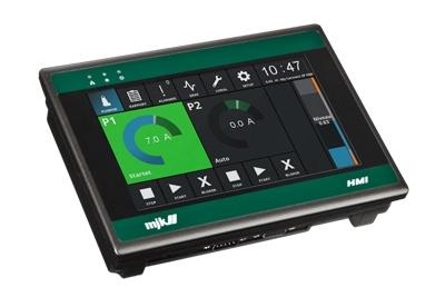 """HMI 7"""" Touchscreen"""