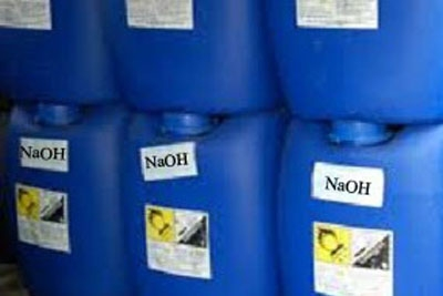 Cautic soda Flakes - NaOH 45%